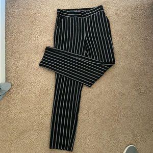 Cynthia Rowley Striped Pants